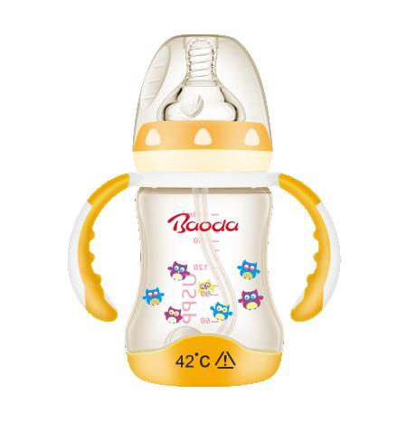 PPSU感温自动安全奶瓶 DP617